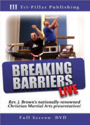 Breaking Barriers Live DVD