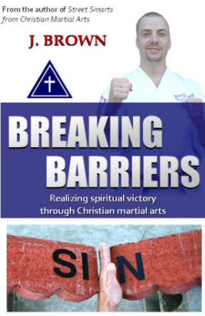 Breaking Barriers by J Brown